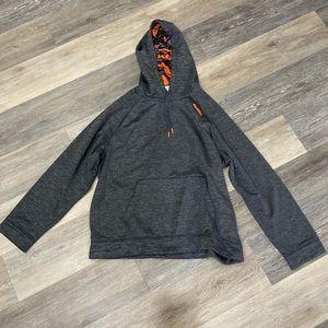 Size XL Men's Russell sweatshirt